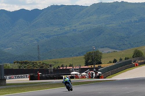 GALERI: Sesi latihan MotoGP Italia