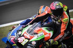 GALERI: Sesi kualifikasi MotoGP Spanyol