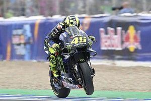 Rossi chce wrócić na podium