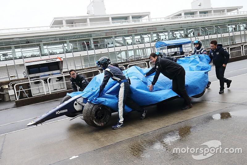 Aplazada al domingo por la mañana la clasificación de Súper Fórmula en Autópolis