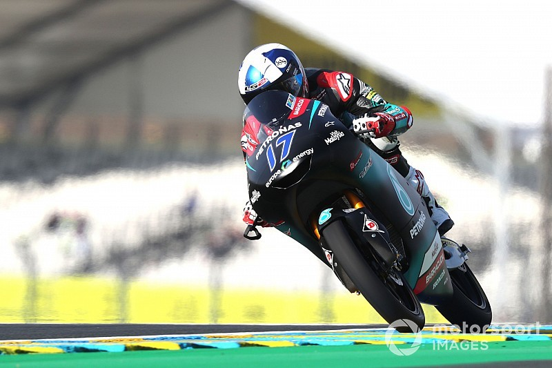 Le Mans Moto3: McPhee claims first win since 2016