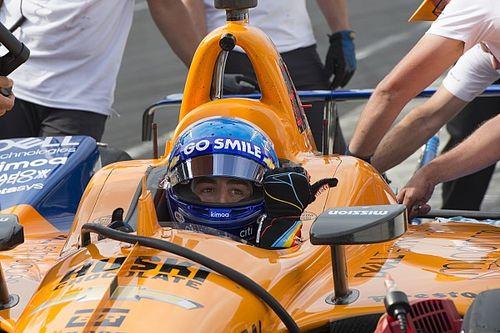 Indy 500: Alonso muss um Qualifikation zittern - Pigot mit Q1-Bestwert