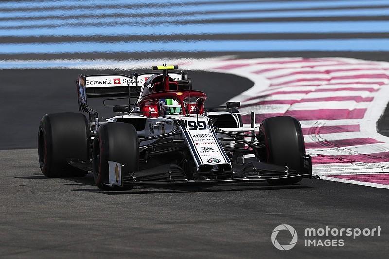 Fotostrecke: Alfa Romeo Racing beim Grossen Preis von Frankreich