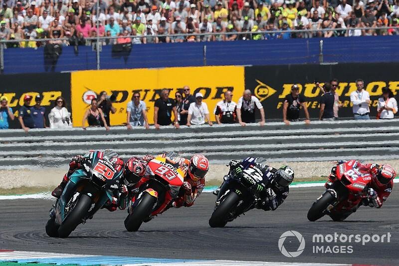 """Zeelenberg over Nederlandse MotoGP-toekomst: """"Proberen niet te verdrinken"""""""
