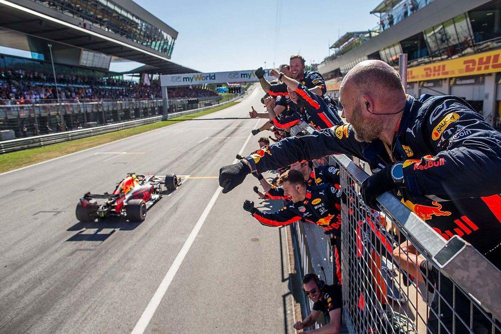 ¿Cómo cambia la programación del GP de Austria 2020 sin público?