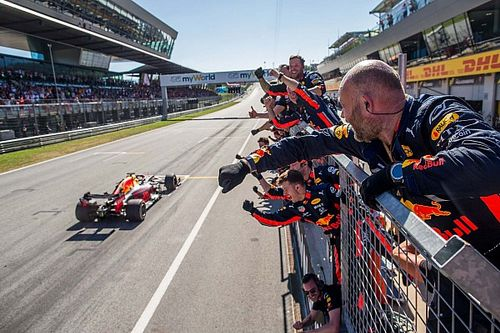 Kompilasi team radio dari GP Austria