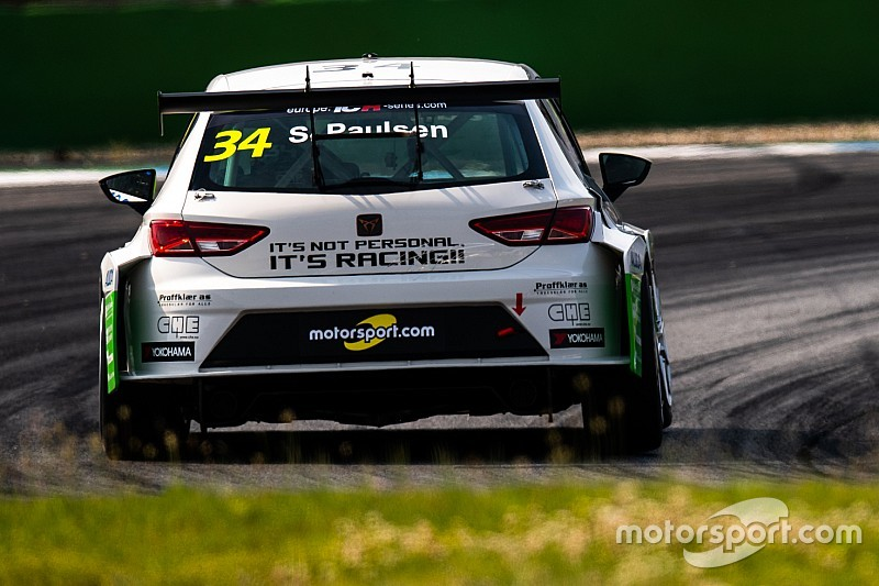 """Hockenheim agrodolce per Paulsen: """"Sembrava Rallycross, non TCR. Io sono stato grintoso e corretto"""""""