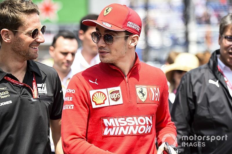 Leclerc, Montreal'den iyi bir sonuçla ayrılmayı umuyor