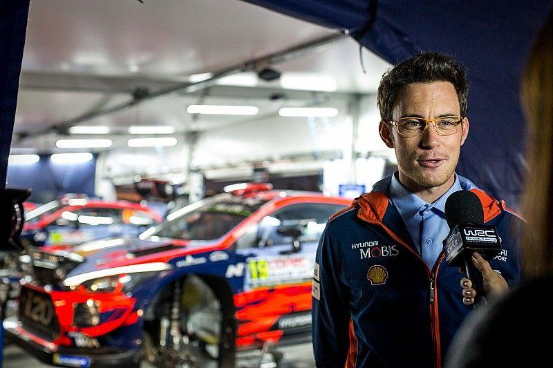 Neuville pide un director de carrera como el de la F1 en el WRC