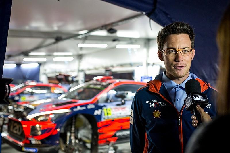 Neuville wnioskuje o stałego sędziego rajdów WRC