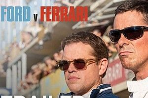 Ford v. Ferrari movie debuts first trailer