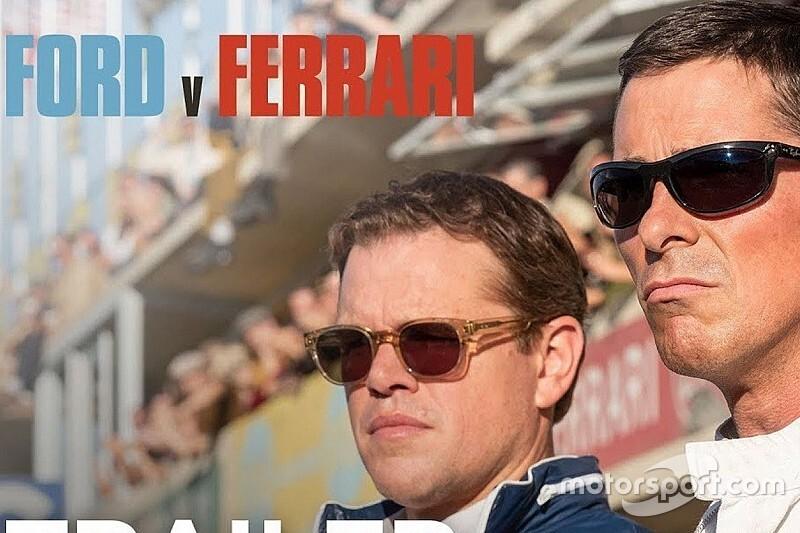 Как сделать Ford быстрее Ferrari за 90 дней? Вышел трейлер фильма о легендарном противостоянии в Ле-Мане