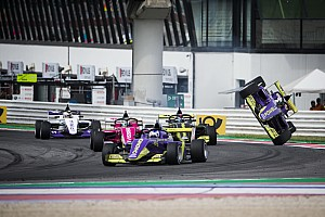 """Powell: First-lap clash puts """"big dent"""" in title hopes"""