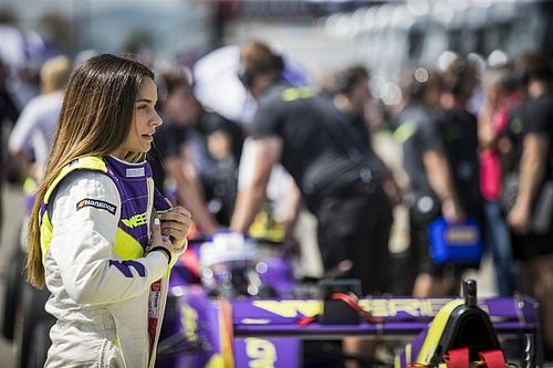 Norisring W Series: Pole pozisyonu Garcia'nın