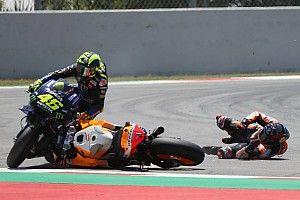 Dovizioso: Lorenzo não pensou com clareza na hora do acidente em Barcelona