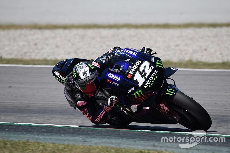 Test MotoGP Barcellona: Yamaha al top con Vinales, ma Honda e Ducati provano più novità