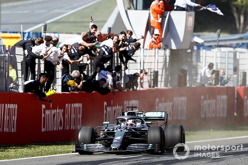 Mercedes: Hamilton si riprende quella che è una squadra perfetta