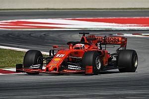 В Ferrari готовы радикально поменять конструкцию машины из-за данных тестов в Барселоне