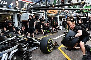 A Haas F1 Team érzelmes tisztelgése Niki Lauda előtt Monacóban