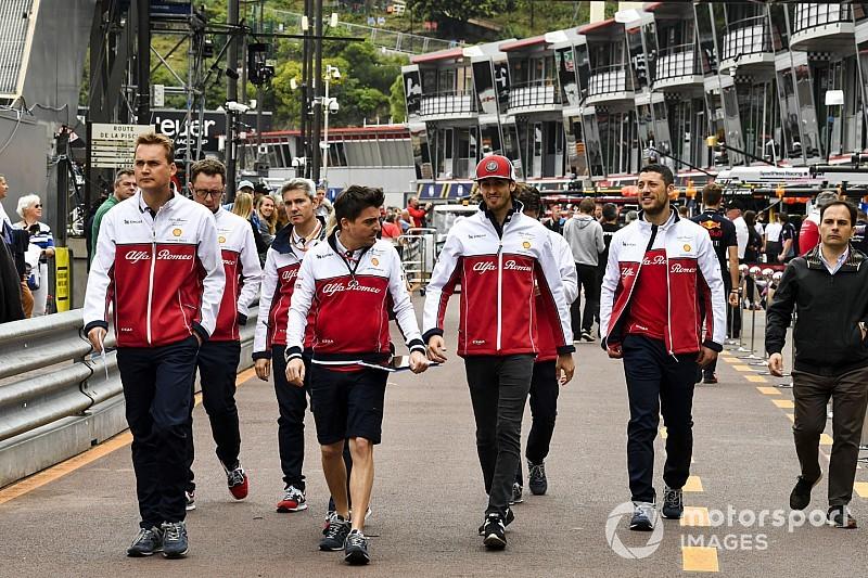 Fotogallery F1: i piloti e i team si preparano per affrontare il GP di Monaco 2019