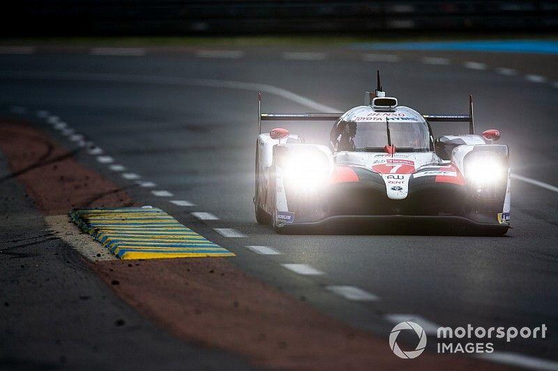 Toyota-coureurs enthousiast over hyperpole voor 24 uur Le Mans