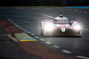 Dominant #7 Toyota reverted to 2018 Le Mans set-up