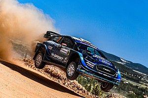 WRC, Rally Italia Sardegna, PS2: doppietta M-Sport Ford con Suninen ed Evans