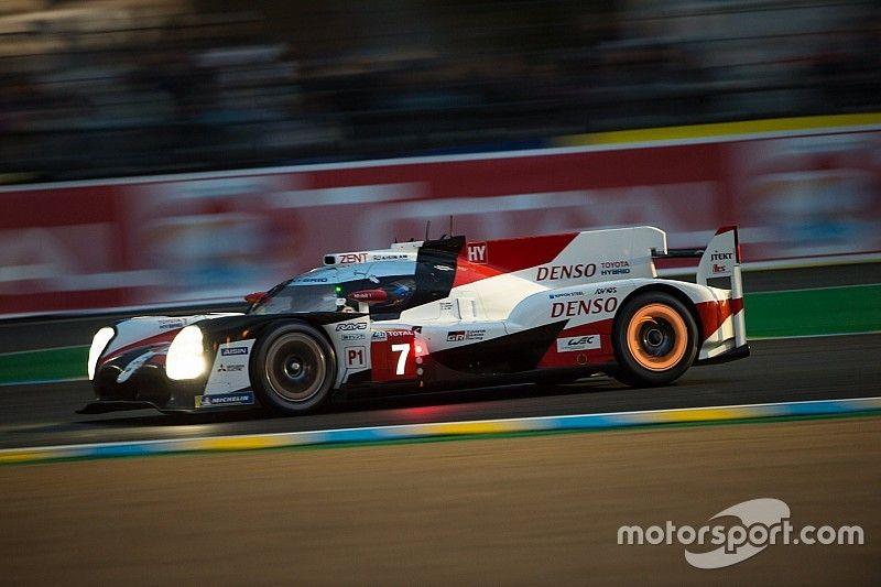 Kobayashi résiste à Orudzhev et Vandoorne : Toyota en pole!