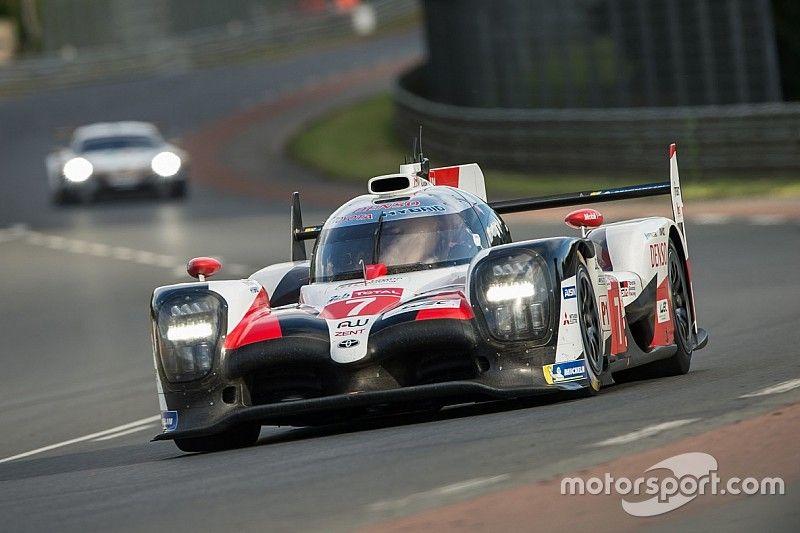 Toyota también domina el warm up de Le Mans 2019