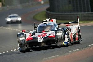 Le Mans 24h: Kobayashi tops warm-up for Toyota