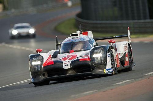 ル・マン24時間ウォームアップ:7号車トヨタ、小林可夢偉が最速で決勝へ