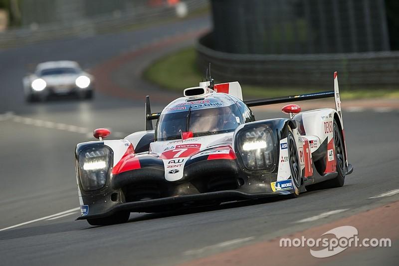 Le Mans 24 Saat: Isınma seansında lider Kobayashi