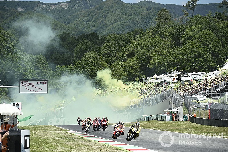 Ook MotoGP-races in Mugello en Barcelona uitgesteld