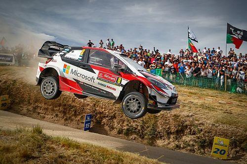 Las mejores fotos del espectacular Rally de Portugal 2019