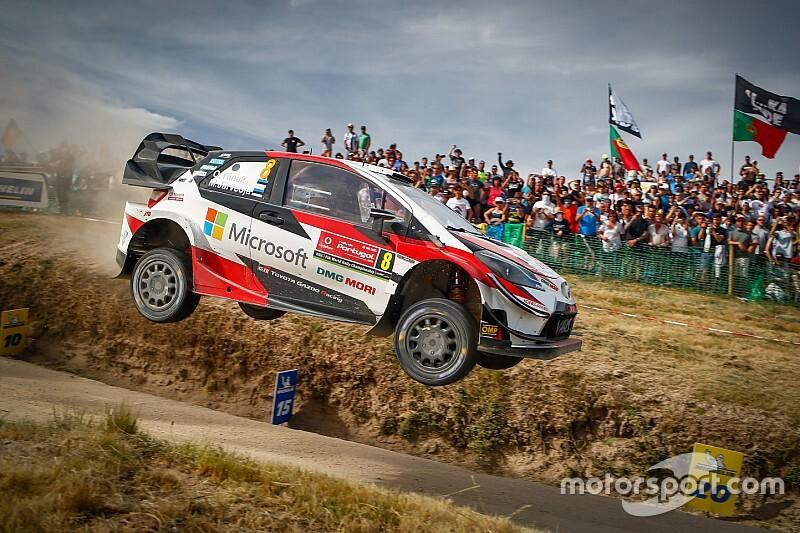 L'année 2019 en WRC : un rallye, une image