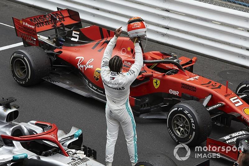 Rossz hír a Ferrarinak: jön a Mercedes új motorja és a még jobb csomag