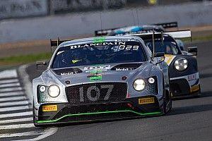 Bentley M-Sportu na czele testów