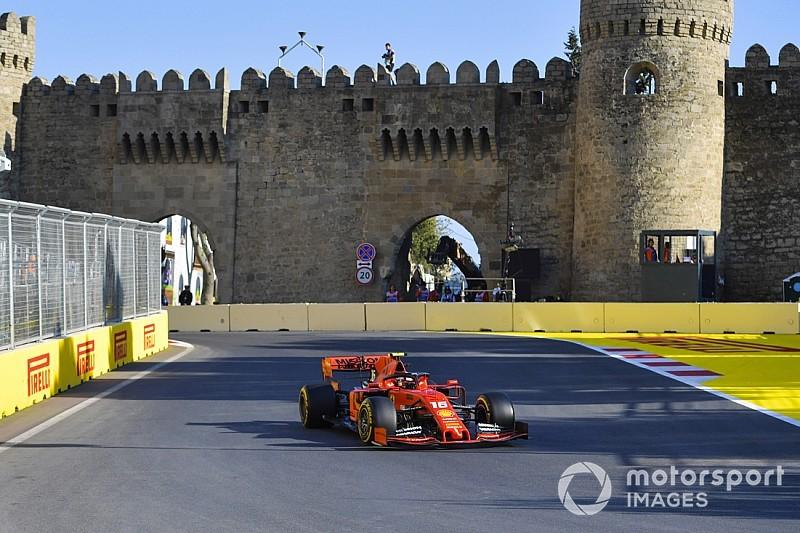 EL3 - Leclerc et Ferrari imposent leur rythme