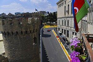 F1宣布阿塞拜疆、新加坡和日本大奖赛取消