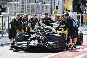 Baku to reimburse Williams for drain cover accident damage