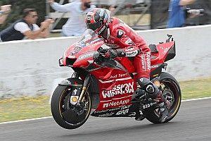 Ducati, Fransa GP'de Mission Winnow logolarını kaldıracak