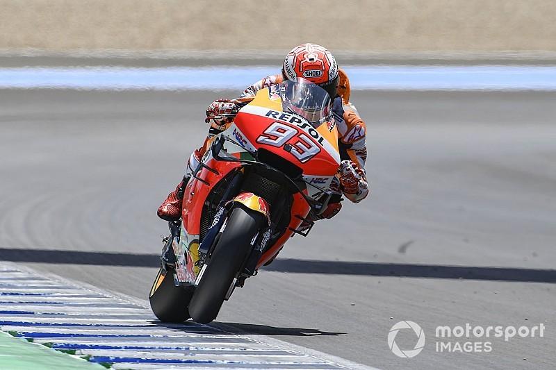 """Márquez """"motivé"""" par la réactivité de Honda"""