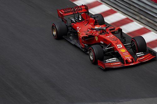 """Vettel ante la calificación en Mónaco: """"No teníamos velocidad"""""""