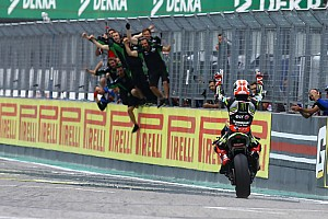 WorldSBK Italia: Rea dominasi Superpole Race