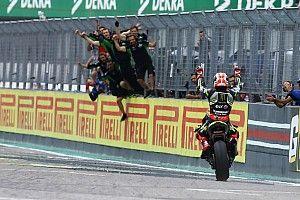 WorldSBK Italia: Rea dominasi Superpole Race