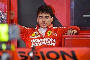 """Leclerc, derrotado: """"Estamos lejos de Mercedes"""""""