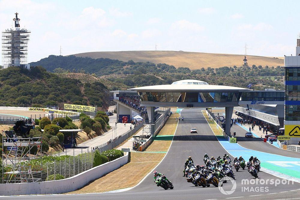 World Superbike to resume season at Jerez in August