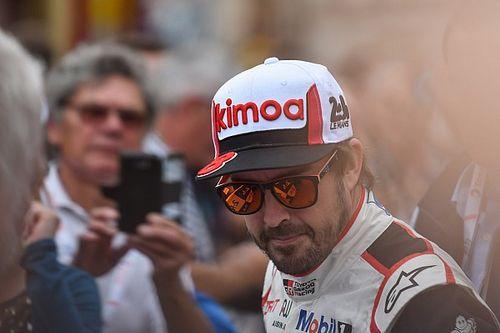 """Alonso: """"Seguramente estaré en un hipercoche en 2021, 2022 o 2023"""""""