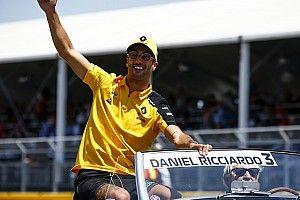 """Ricciardo : Les progrès récents de Renault ont """"allumé le feu"""""""