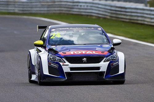 TCR Europe: altra gara ad eliminazione, doppietta Peugeot con Briché davanti a J.Clairet